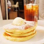 マカダミアナッツのバターミルクパンケーキ(crisscross (クリスクロス))