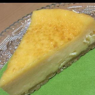 チーズケーキ(菓子工房 ルスルス)