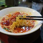 鶏辛paitan[辛さ10段階](POULET AMOUR)