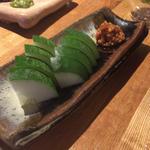 加賀太キューリのもろ味噌