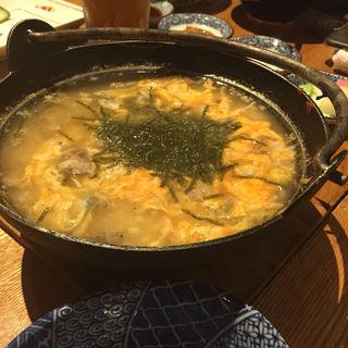 スッポン雑炊(和彩厨房 KATURA (かつら))
