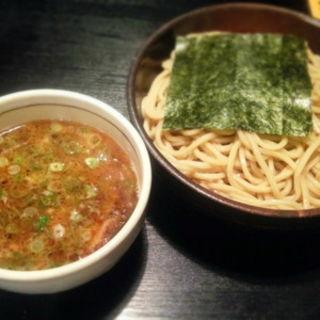 つけ麺(BASSO ドリルマン (ばっそ どりるまん))