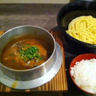 華麗つけ麺(古都はピアノマン)