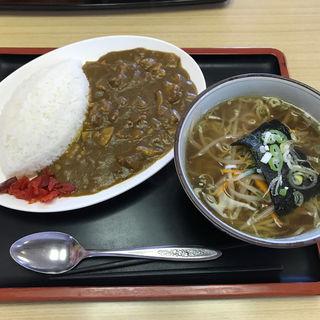 カレーセット(桃山食堂 )