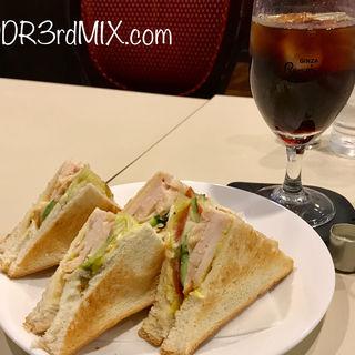 ドリップアイスコーヒー(ルノアール 千駄ヶ谷第3店 )