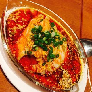 四川よだれ鶏(百菜百味 銀座店 )