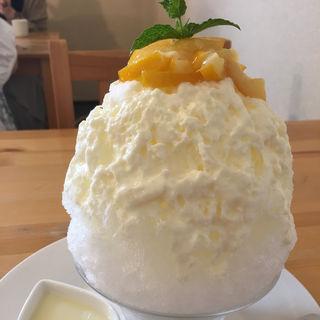 はちみつレモンレアチーズミルク追加(楽(-GAKU-))