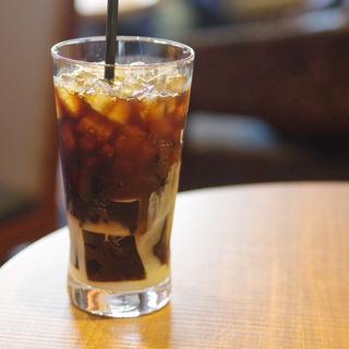 練乳コーヒーゼリー(サンマルクカフェ 姫路フェスタ店 (ST-MARC CAFE))