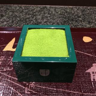 抹茶ティラミス(宇治園 心斎橋本店 )