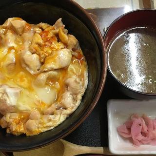 親子丼(中村農場 (なかむらのうじょう))