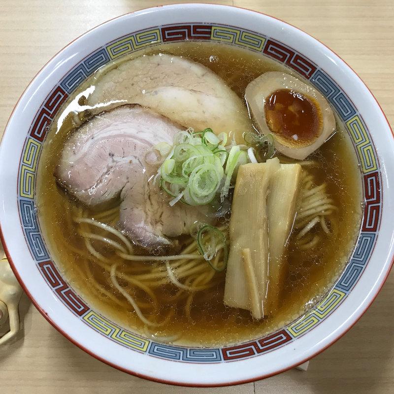 愛知県で食べるおすすめ醤油ラーメン9選