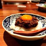 和食屋のドライカレー