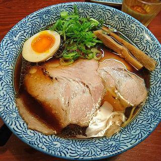 醤油ラーメン(頑固麺 )