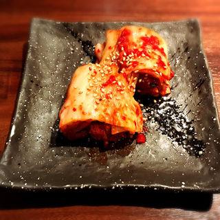 キムチ(白菜大根きゅうり)(焼肉鍋問屋 志方 )