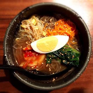 韓国冷麺ハーフ(焼肉鍋問屋 志方 )