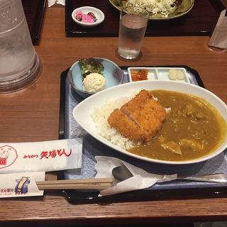 とんかつカレー(矢場とん 大阪松竹座店 )