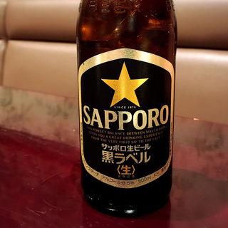 サッポロ黒ラベル瓶(尖沙咀 (チムサーチョイ))
