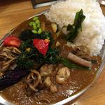 野菜チキン 大盛(プーさん )