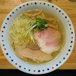 こだわりの塩(彩色ラーメンきんせい 高槻本店 )