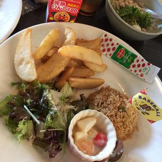 お子様ランチ(マンゴツリーカフェ アーバンドック ららぽーと豊洲 (mango tree cafe))