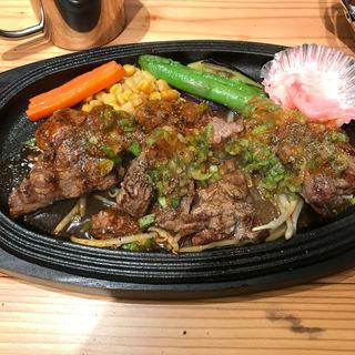 サイゴロステーキ(伝説のステーキ屋)