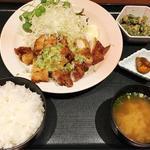 油淋鶏定食(ランチ)