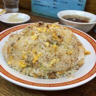 チャーハン大盛(亀戸ぎょうざ 両国店 )