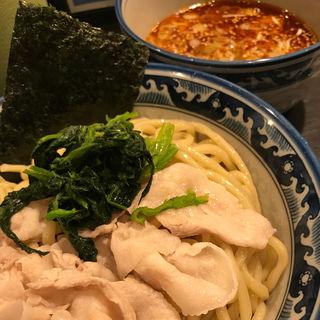 冷しゃぶつけ麺(兎に角)