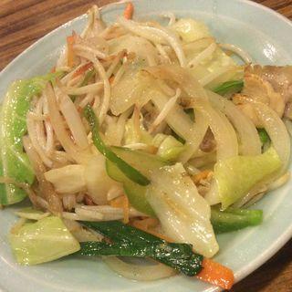 野菜炒め(大阪屋 (おおさかや))