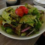 お野菜たっぷりのモキチサラダ