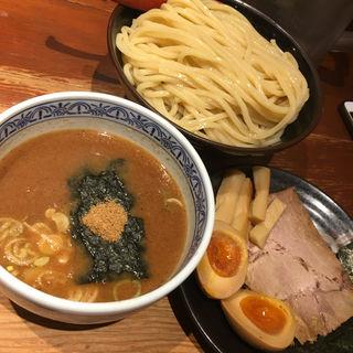つけ麺(大)三田盛りセット(三田製麺所 五反田店 )