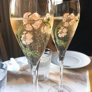 シャンパン(ラ・メゾン・キオイ(La Maison Kioi))