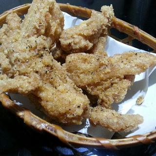 ホルモンザンギ(釧路食堂 高田馬場店 (若鶏ザンギ))