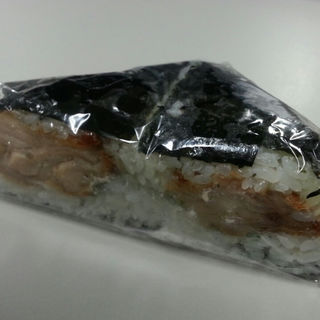 味噌ザンギマヨおにぎらず(いなほくらぶ エスタ札幌店 )
