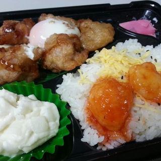 ザンギ弁当(惣菜なか村 札幌エスタ店)