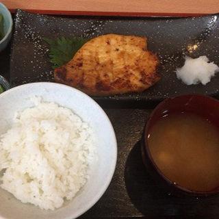 メカジキの西京漬け(月源 (ツキゲン))