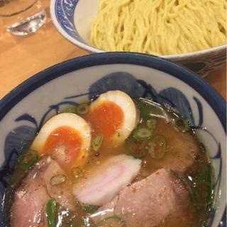 特製つけ麺(中華そば 青葉 池袋サンシャイン店 (ちゅうかそばあおば))