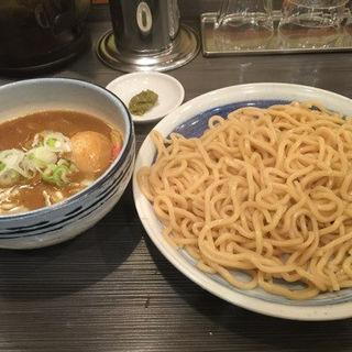 あつもり(中)+味玉(大勝軒next 上野店 (タイショウケンネクスト))
