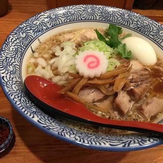 肉そば(友 (赤坂麺処 友))