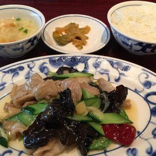 日替わり定食(陳麻婆豆腐 赤坂店 (チンマーボードウフ))