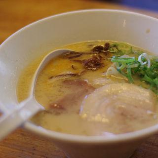 白丸元味(博多 一風堂 姫路店 )