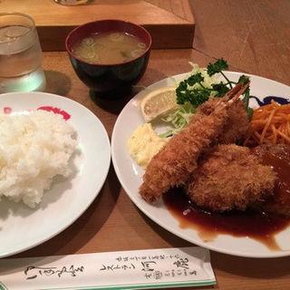 カジカスペシャル(定食)(河鹿 別館 (カジカ))