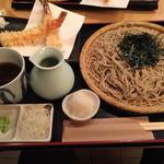 天婦羅蕎麦(海老2本)