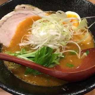 海老赤湯らぁめん(旨美麺 築一 )