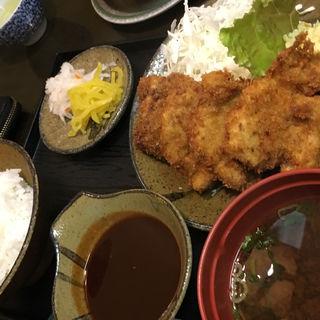 豚かつ定食(こかく庵 )