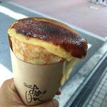 アイスクリームブリュレ(Crepeあまのじゃく (クレープアマノジャク))