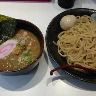 魚豚濃恋つけ麺(蒙古タンメン中本 草加店)