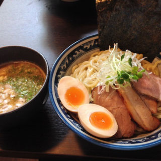 濃厚魚介特製豚骨つけ麺(中盛)(さとう 桜新町店 )