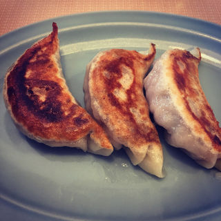 餃子(竹打麺工房たかまる)
