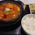 激辛プルコギ純豆腐チゲ